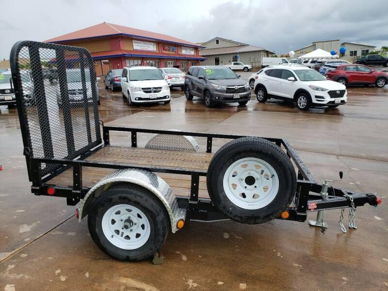 2020 PJ TRAILER U6081 for sale at Ohana Motors in Lihue HI