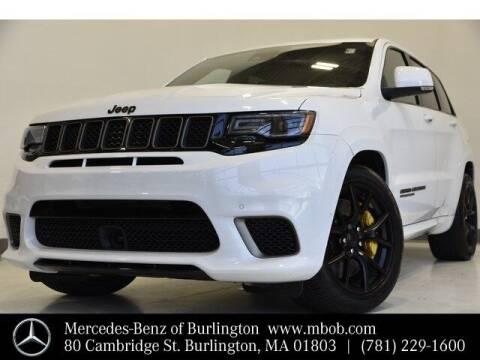 2020 Jeep Grand Cherokee for sale at Mercedes Benz of Burlington in Burlington MA