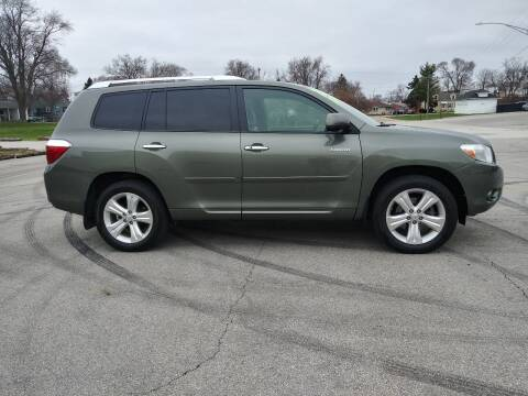 2010 Toyota Highlander for sale at Magana Auto Sales Inc in Aurora IL
