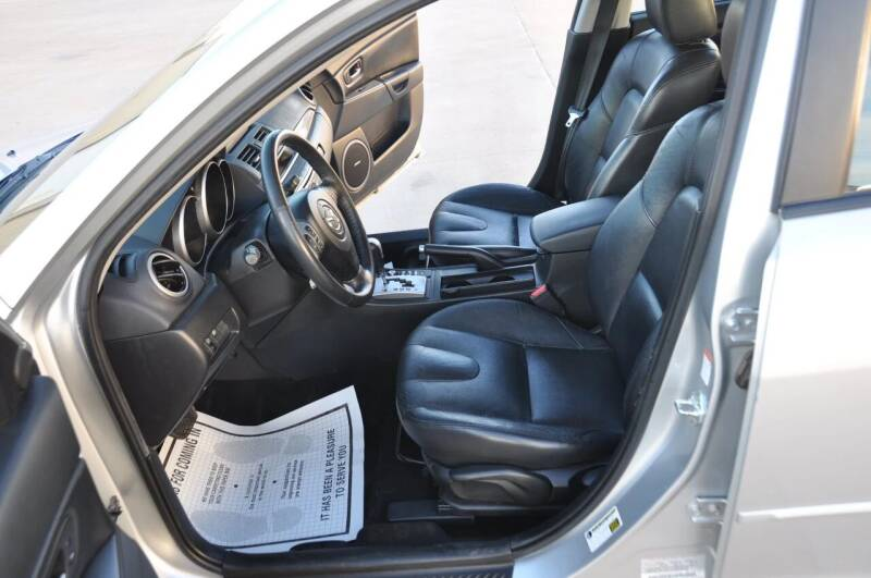 2007 Mazda MAZDA3 s Grand Touring 4dr Sedan (2.3L I4 5A) - Lubbock TX
