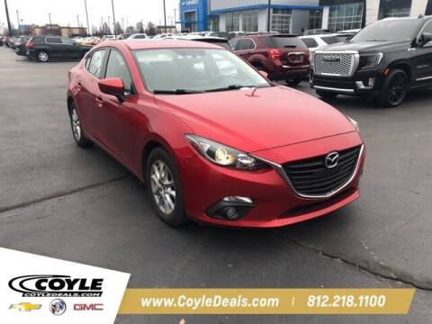 2016 Mazda MAZDA3 for sale at COYLE GM - COYLE NISSAN - Coyle Nissan in Clarksville IN