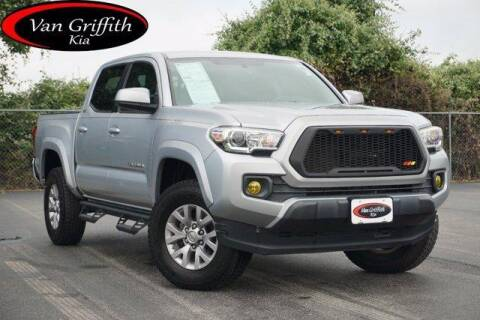 2017 Toyota Tacoma for sale at Van Griffith Kia Granbury in Granbury TX