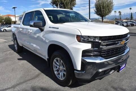 2020 Chevrolet Silverado 1500 for sale at DIAMOND VALLEY HONDA in Hemet CA