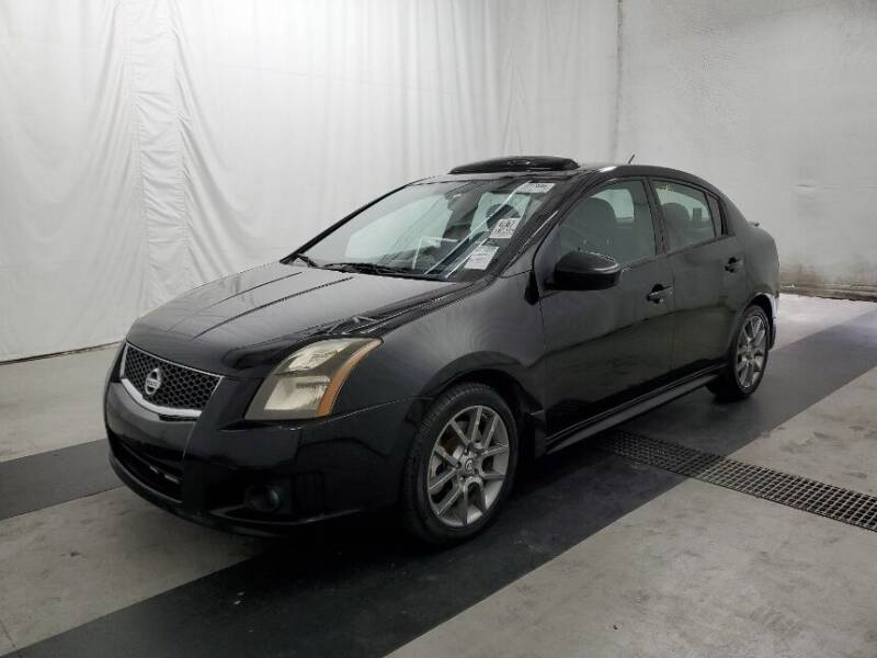 2011 Nissan Sentra for sale at A.I. Monroe Auto Sales in Bountiful UT
