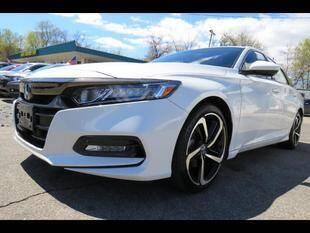 2019 Honda Accord for sale at Rockland Automall - Rockland Motors in West Nyack NY