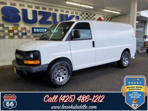 2009 Chevrolet Express Cargo for sale at BROOKS BIDDLE AUTOMOTIVE in Bothell WA