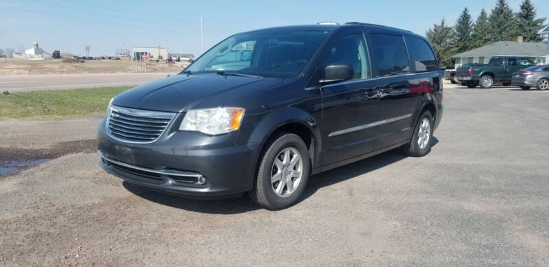 2011 Chrysler Town and Country for sale at D AND D AUTO SALES AND REPAIR in Marion WI