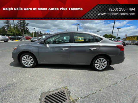 2018 Nissan Sentra for sale at Ralph Sells Cars at Maxx Autos Plus Tacoma in Tacoma WA