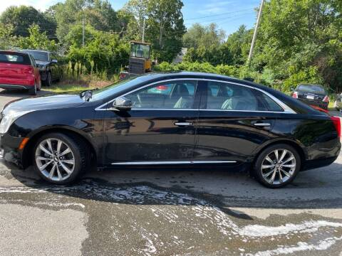 2017 Cadillac XTS Pro for sale at Velocity Motors in Newton MA