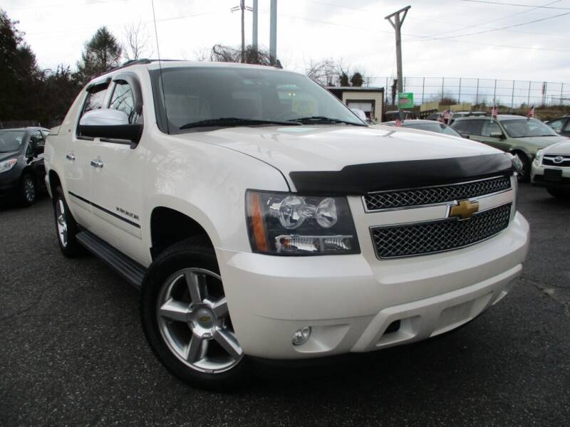 2012 Chevrolet Avalanche for sale at Unlimited Auto Sales Inc. in Mount Sinai NY