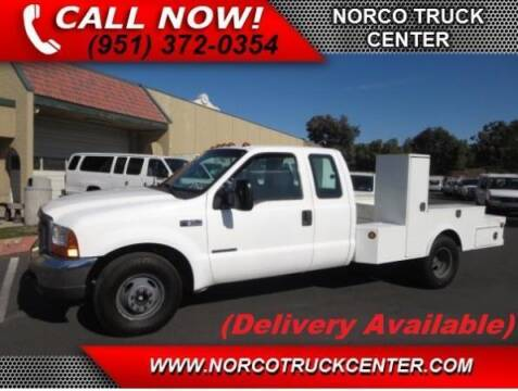 2000 Ford F-350 Super Duty for sale at Norco Truck Center in Norco CA