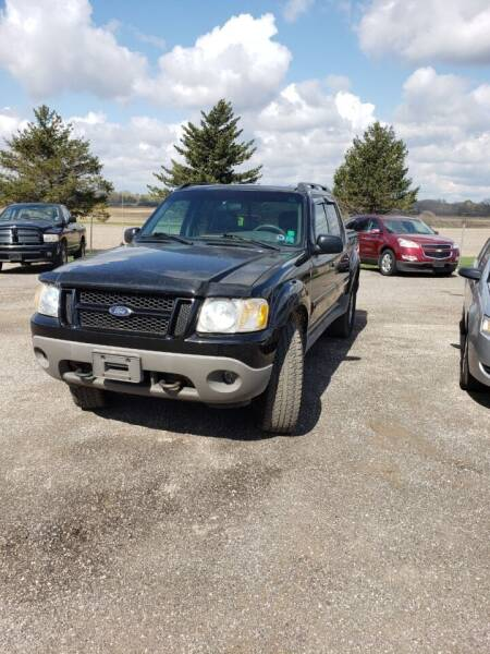 2001 Ford Explorer Sport Trac for sale at Highway 16 Auto Sales in Ixonia WI
