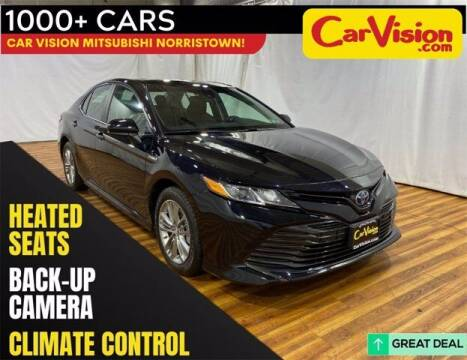 2018 Toyota Camry Hybrid for sale at Car Vision Buying Center in Norristown PA