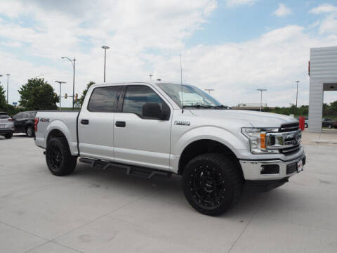 2018 Ford F-150 for sale at SIMOTES MOTORS in Minooka IL
