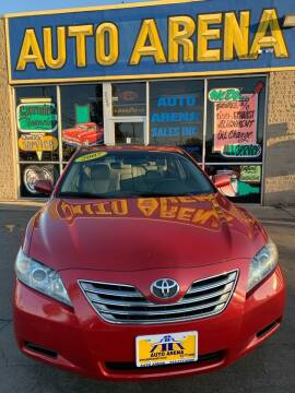 2007 Toyota Camry Hybrid for sale at Auto Arena in Fairfield OH