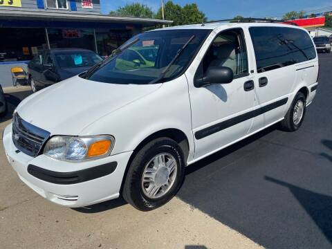 2001 Chevrolet Venture for sale at Wise Investments Auto Sales in Sellersburg IN