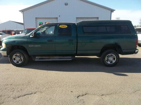 2003 Dodge Ram Pickup 2500 for sale at A Plus Auto Sales/ - A Plus Auto Sales in Sioux Falls SD