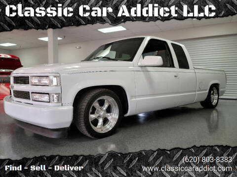1997 Chevrolet C/K 1500 Series for sale at Classic Car Addict in Mesa AZ