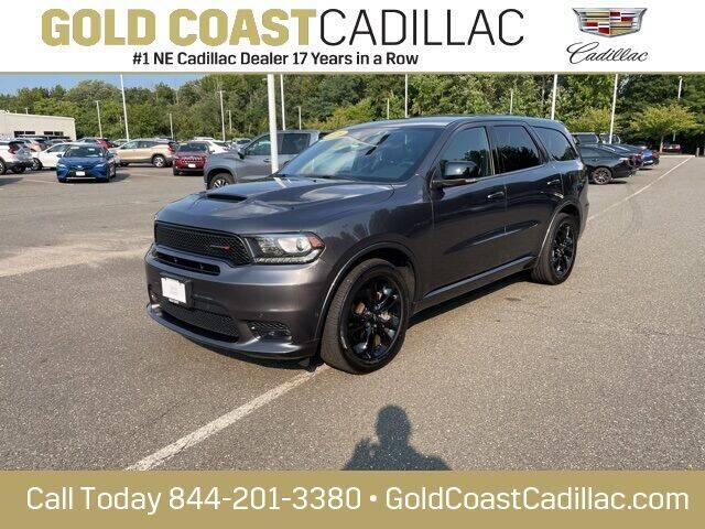 2020 Dodge Durango for sale at Gold Coast Cadillac in Oakhurst NJ