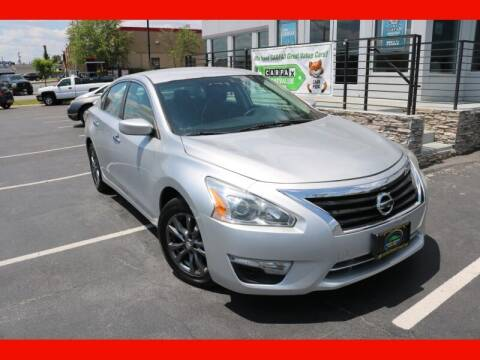 2015 Nissan Altima for sale at AUTO POINT USED CARS in Rosedale MD