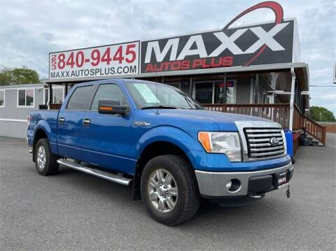 2012 Ford F-150 for sale at Maxx Autos Plus in Puyallup WA