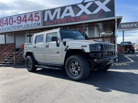 2007 HUMMER H2 SUT for sale at Maxx Autos Plus in Puyallup WA