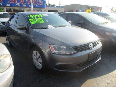 2011 Volkswagen Jetta for sale at Car One - CAR SOURCE OKC in Oklahoma City OK