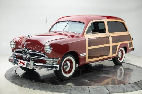 1950 Ford Deluxe for sale at Duffy's Classic Cars in Cedar Rapids IA
