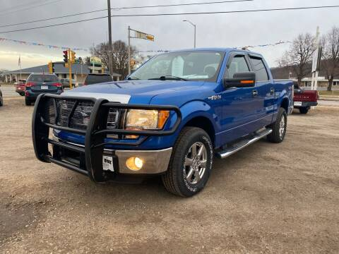 2014 Ford F-150 for sale at Toy Box Auto Sales LLC in La Crosse WI