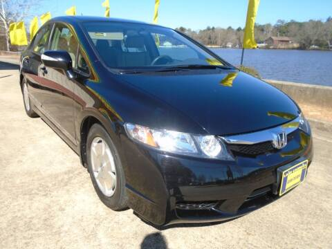 2010 Honda Civic for sale at Lake Carroll Auto Sales in Carrollton GA