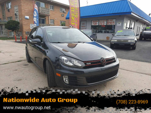 2010 Volkswagen GTI for sale at Nationwide Auto Group in Melrose Park IL
