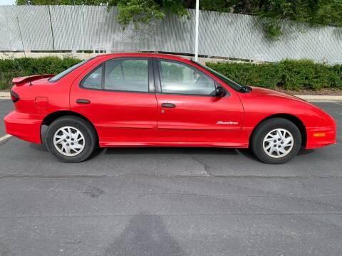 2001 Pontiac Sunfire for sale at BITTON'S AUTO SALES in Ogden UT