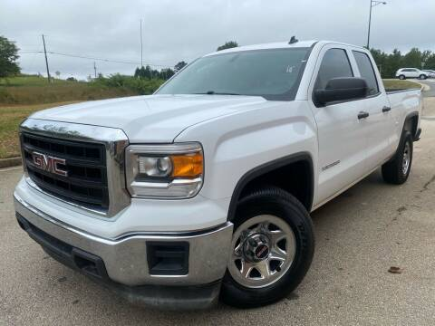 2014 GMC Sierra 1500 for sale at Gwinnett Luxury Motors in Buford GA