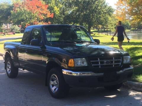 2001 Ford Ranger for sale at Texas Car Center in Dallas TX