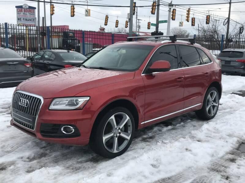 2014 Audi Q5 for sale at SKYLINE AUTO in Detroit MI