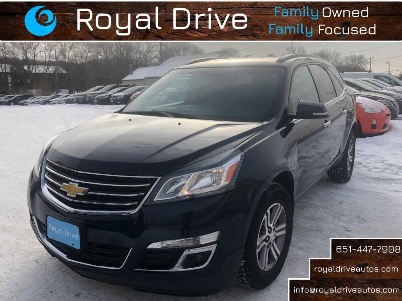 2017 Chevrolet Traverse for sale at Royal Drive in Newport MN