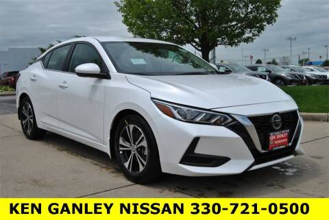 2020 Nissan Sentra for sale at Ken Ganley Nissan in Medina OH