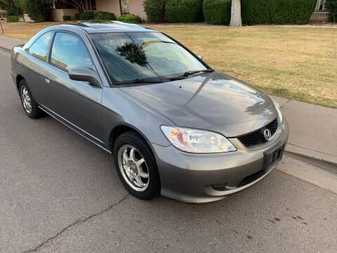 2005 Honda Civic for sale at Premier Motors AZ in Phoenix AZ