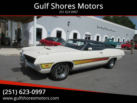 1971 Ford Torino for sale at Gulf Shores Motors in Gulf Shores AL