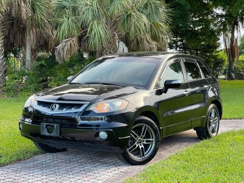 2009 Acura RDX for sale at Citywide Auto Group LLC in Pompano Beach FL
