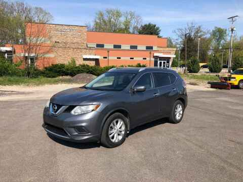 2015 Nissan Rogue for sale at DILLON LAKE MOTORS LLC in Zanesville OH