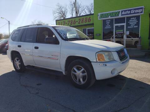 2006 GMC Envoy for sale at Empire Auto Group in Indianapolis IN