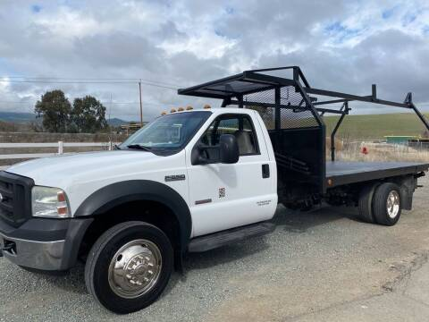 2006 Ford F-550 Super Duty for sale at California Diversified Venture in Livermore CA