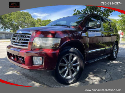 2010 Infiniti QX56 for sale at Amp Auto Collection in Fort Lauderdale FL