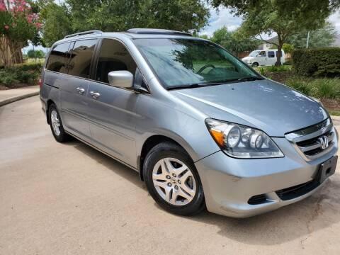 2007 Honda Odyssey for sale at Exhibit Sport Motors in Houston TX