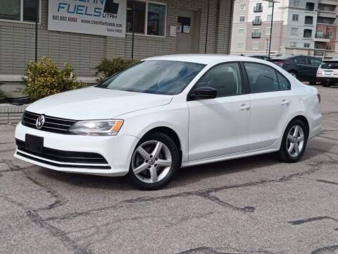 2016 Volkswagen Jetta for sale at Clean Fuels Utah in Orem UT
