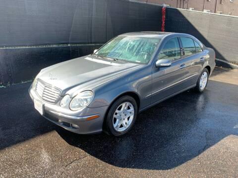 2005 Mercedes-Benz E-Class for sale at McManus Motors in Wheat Ridge CO