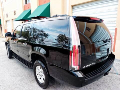 2013 GMC Yukon XL for sale at Cad Auto Sales Inc in Miami FL
