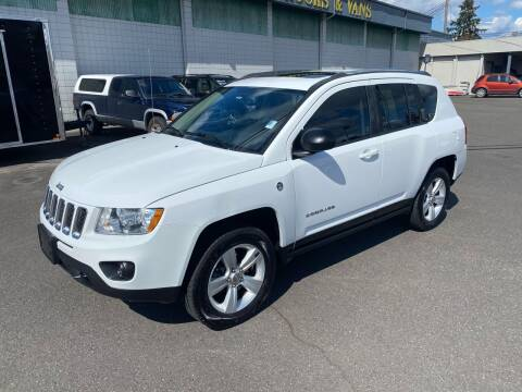 2013 Jeep Compass for sale at Vista Auto Sales in Lakewood WA