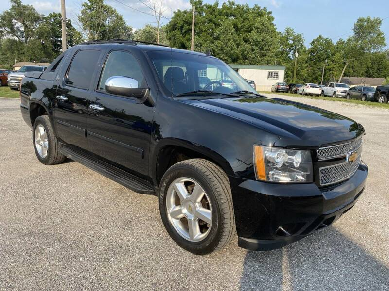 2013 Chevrolet Avalanche for sale in Indianapolis, IN